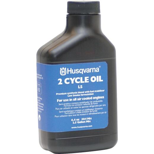 Husqvarna 6.4 Oz. Synthetic Blend 2-Cycle Motor Oil